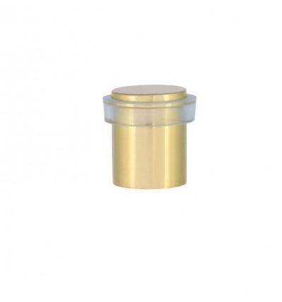 Butées de porte en laiton - fixation par vis (I-180 T) - Brille Élastique Transparent