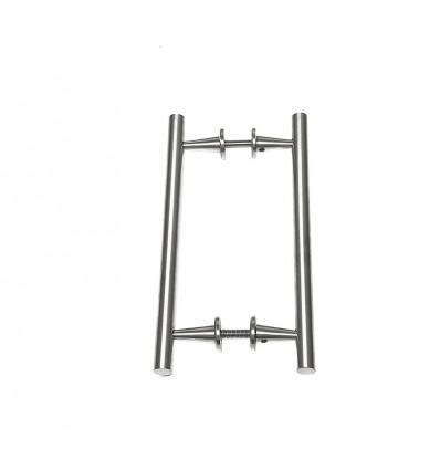 Poignées barres en acier inoxydable (Ref 5026) - Inoxidable mat