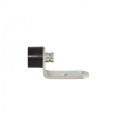 Butées de renfort en acier inoxydable (I-196-PLE) - Mat Elastique Noir