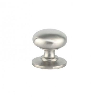 Boutons en acier inoxydable (REF 1007) - Inoxidable mat