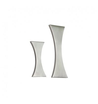 Poignées de porte à glissière en acier inoxydable (Ref 3115)