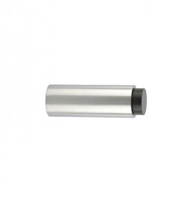 Butées de murs-poignée en acier inoxydable -  Élastique Noir  (Ref: 198-75)
